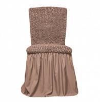 Чехлы и накидки на стулья