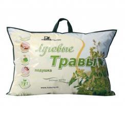 Подушка Луговые травы