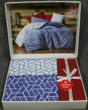 Комплекты Постельного Белья《Cotton Box》Серия 3D